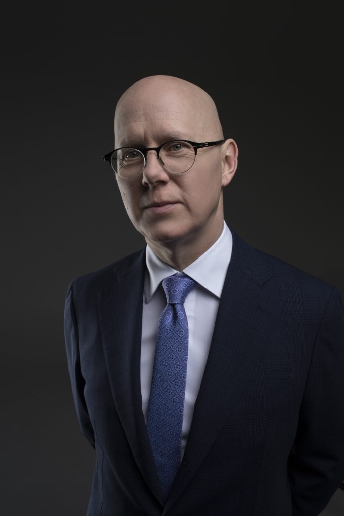 Troy Anderson Headshot Vancouver Criminal Lawyer